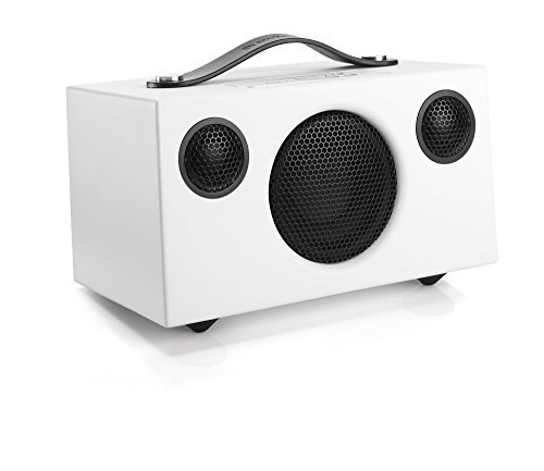 Altavoz Portátil Multiroom, Portable, Multiroom, WiFi, Altavoz Bluetooth, Altavoz Inalámbrico, Batería, Apple Air Play…
