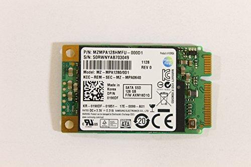 Dell 190DF MZ-MPA1280/0D1 PCIe mSATA SSD 128GB Samsung La...