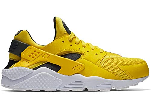 Nike Air Huarache Men's Running Shoes Tour Yellow/Anthracite-White 318429-700 (10 D(M) -
