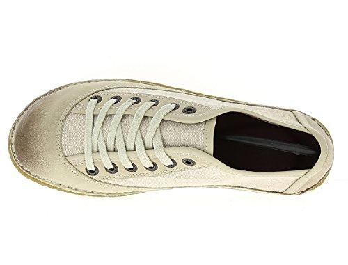 Kickers Hollyday Blanc Casse 4199545031, Basket