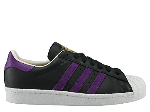 ADIDAS SUPERSTAR 80S NEG/NEG/FTW Black