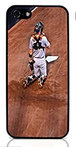 baseball sport ?? Hard Case for Apple iPhone 5/5S ( Sugar Skull ) BY TOBETO