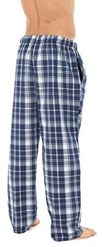 Check Pigiama Blue Policotone Socks Uwear Estivo Assegno Casual Cool Lungo Uomo Abbigliamento Tuta Plaid 1pqxp7Oa