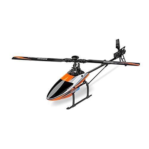 Ballylelly WLtoys V950 2.4G 6CH 3D 6G System Schalter Brushless Motor RTF RC Hubschrauber