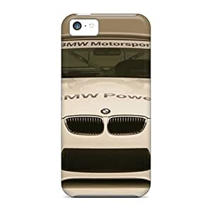 Top Quality Rugged Bmw M3 Alms Race Car Front Cases Covers For Iphone 5c Black Friday