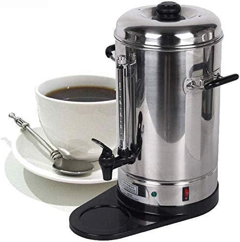 KaiKai Máquina de café, de Acero Inoxidable Cafetera