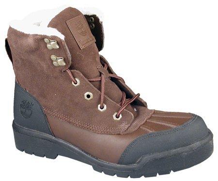 Timberland Men's Duck Boot  US, Brown/Brown)