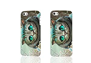 diy phone caseCheshire cat 3D Rough Case Skin, fashion design image custom , durable hard 3D case cover for iphone 4/4s , Case New Design By Codystorediy phone case