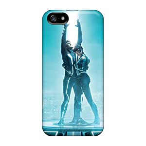 New Iphone 5/5s Case Cover Casing(sam Flynn Quorra Tron Legacy)