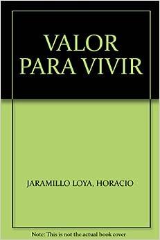 Book VALOR PARA VIVIR