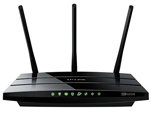 TP-Link AC1200 Gigabit Wireless Wi-Fi Router (Archer C1200)