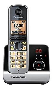 Panasonic KX-TG6721 Téléphones Sans fil Répondeur Ecran