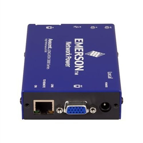 Avocent LongView 3000 Series - KVM / audio / USB extender - USB - up to 984 ft LV3010P-001 by Avocent