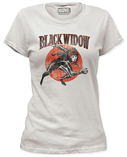 marvel black widow t shirt - 2