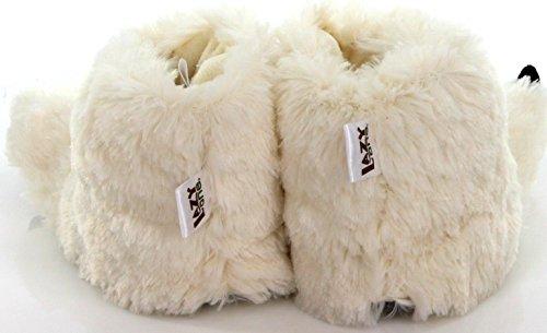 Slippers One Bear Lazy Paw White xZOwqqdIP