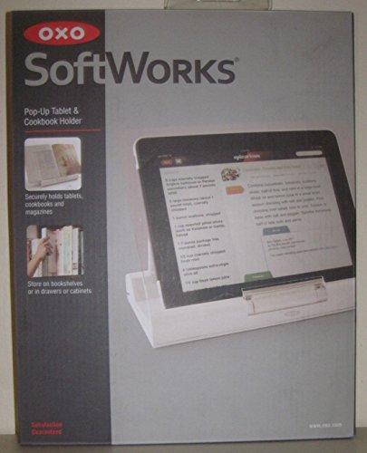 OXO SoftWorks Pop Up Tablet Cookbook