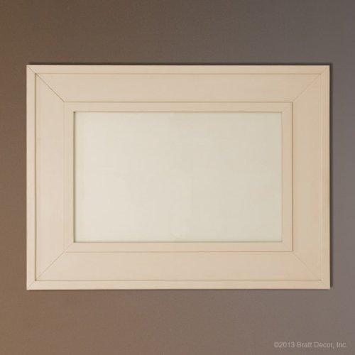Bratt Decor white classic mirror