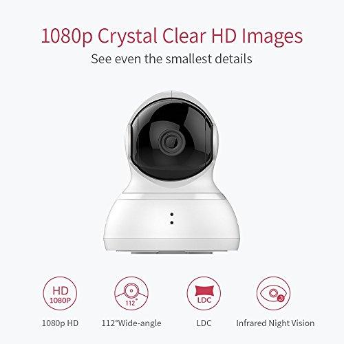 Система слежения YI Dome Camera 1080p