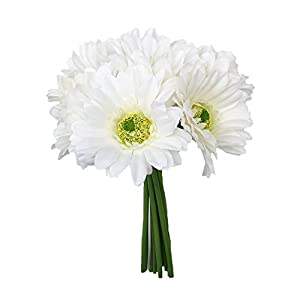 Ivory Daisy Bouquet - Bridal Wedding Bouquet 115