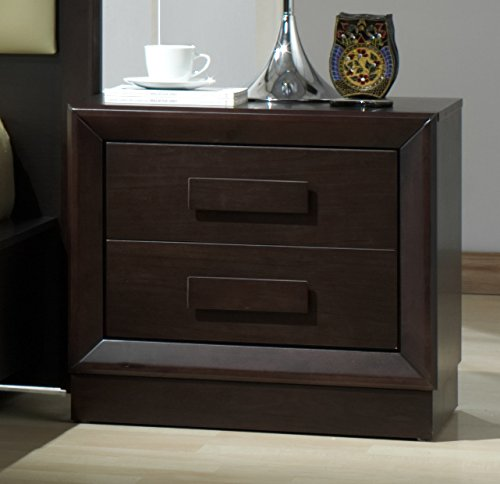 J and M Furniture Boston Night Stand - Made in Malaysia Boston night stand Material Type: wood - nightstands, bedroom-furniture, bedroom - 41zFpJ71MOL -