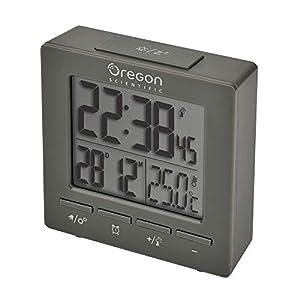 Oregon Scientific Reloj Otro para Unisex Adultos de Cuarzo RM511G 1