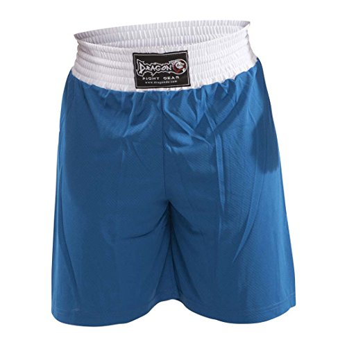 Dragon Do Boxing Trunks Boxing Shorts Kickboxing Muay Thai MMA Training Gym – Lightweight and Tear-Resistant