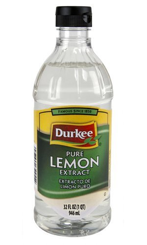 Durkee Pure Lemon Extract, 32-Ounce