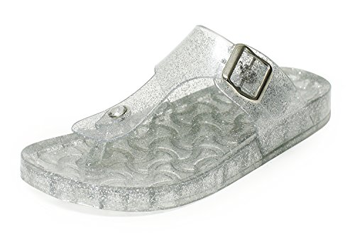 Clear Acrylic Shoes - 6