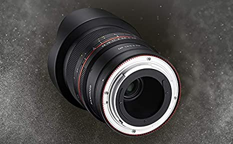 Samyang Mf 14 Mm F2 8 Rf Canon Eos R Manual Ultra Camera Photo