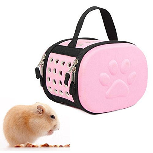 CatYou-Hamster-Come-Along-Small-Animals-Carrier-2-Colors