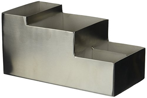 American Metalcraft BARS5 Stainless Steel Coffee Caddy, Satin