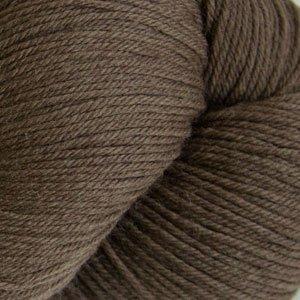 Alpaca Sock Yarn (Cascade Heritage Sock Yarn 5638 Walnut)