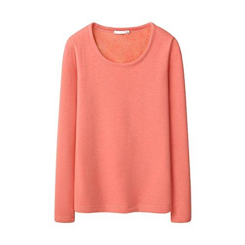 T Shop Donna Lunghe Ispessita Shi Calda A Camicia Dimensioni K Xxl Li colore I Invernale E Xiang Sottile shirt Maniche 4qXxEnwp0