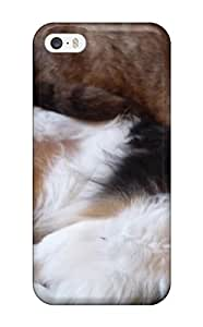 High Quality Cat And Dog Case For Iphone 5/5s / Perfect Case