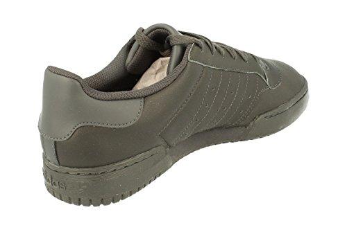 adidas CG6420 - Zapatillas de Piel Para Hombre Cblack/Supcol/Supcol