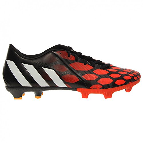 adidas Predator Absolion Instinct FG Solar Red, Black
