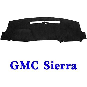 JIAKANUO Auto Car Dashboard Dash Board Cover Mat Fit for GMC Yukon 2007-2014 Yukon 07-14, Gray MR-001