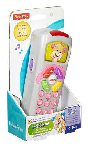 - Fisher-Price Laugh & Learn Sis' Remote