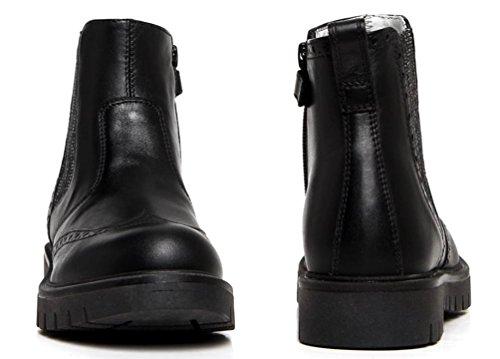 Noir Bottes Fille Giardini Nero Junior Pour ZF01ZTq