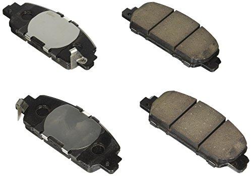 Genuine Honda 45022-SJC-A01 Front Pad Set