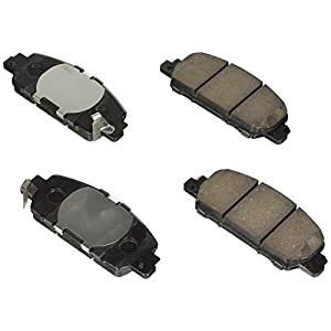Genuine Honda 45022-T2G-A00 Front Pad Set