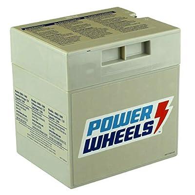 12V Battery for Corvette X6218 Power Wheels Fisher Price: Toys & Games