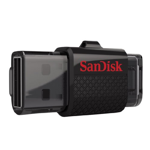 SanDisk Ultra 32GB Micro USB 2.0 OTG Flash Drive For Android Smartphone/Tablet With App- SDDD-032G-G46 by SanDisk (Image #4)