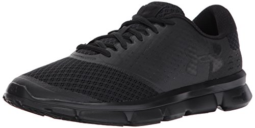 Under Armour Micro G Speed Swift 2 Zapatillas Para Correr - AW17 Negro (Black)