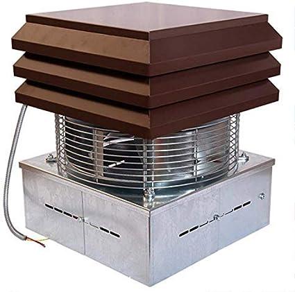 Extractor de humo Extractores de humo para chimeneas para barbacoa Aspirador de humos para chimenea extractor de chimenea modelo base Gemi Elettronica: Amazon.es: Bricolaje y herramientas