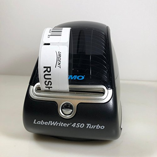 - DYMO LabelWriter 450 Turbo Thermal Label Printer 1750283