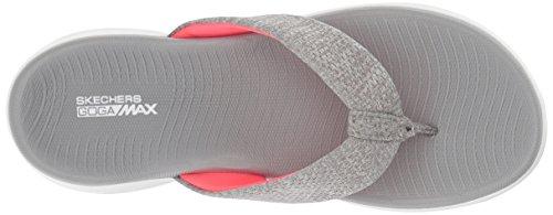 Le Preferred Colore Blu Marca Per Go pink Skechers Infradito Donne Donne Blu 600 The Modello E Gray Sandali On qIpxwFBR
