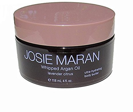 josie maran whipped argan oil ultra hydrating body butter 8 fl oz 240 ml be comforted apple. Black Bedroom Furniture Sets. Home Design Ideas