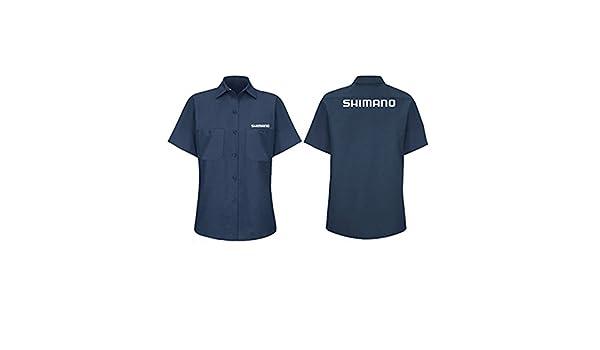 Shimano 2015 hombres de tienda de manga corta camiseta – shopshirt ...