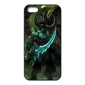 iphone5 5s Black World of Warcraft phone cases protectivefashion cell phone cases HYQT5809530